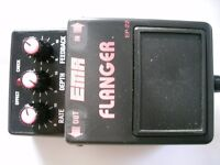EMA EP-22 Flanger stompbox/pedal/effects unit for electric guitar - NOS - Boxed.