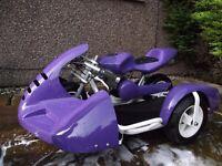 minimoto sidecar, polini minimoto, 50cc quad job lot