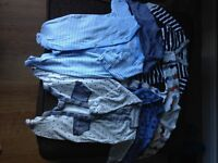 Selection of baby clothes 0-3 months