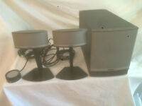 Bose Companion 5, 2.1 Multi Media Speaker System