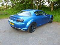 Mazda RX8 (FULL M.O.T)
