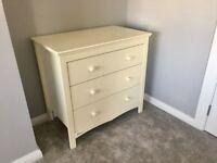 Baby Elegance Dresser/changing unit and wardrobe