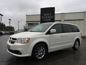 2011 Dodge Grand Caravan R/T | NAVIGATION | LEATHER | CAMERA Kitchener / Waterloo Kitchener Area image 2