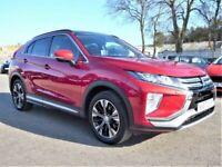 2018 67 MITSUBISHI ECLIPSE CROSS 1.5 FIRST EDITION CVT AUTO 4WD 5d 161 BHP CALL 01224774455