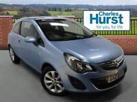 Vauxhall Corsa EXCITE AC (blue) 2014-12-30
