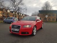 L@@K Audi A3 S-Line 2006year Special Edition in Mint Condition