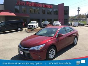 2016 Toyota Camry LE w/ back up camera