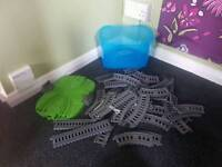 Thomas & friends train track. Never been used