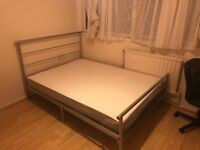 1 Double Bedroom 7 mins from Bethnal Green Underground Station