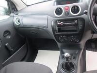 CITROEN C2 2007 1.1 LTR PETROL 64000 MILES 1 YEAR MOT VERY CLEAN GREAT 1ST CAR!!!