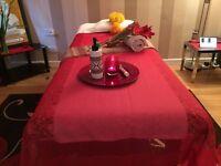 *Siam Thai Massage by Nam - Aberdeen City Centre on Rose Street - Free Parking*