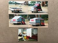 """COMBICAMP """"FAMILY"""" TRAILER TENT"""