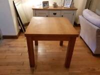 Next Cambridge Solid Oak extending table