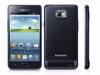 Samsung Galaxy S2 Black (Unlocked) in good condition