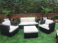 Rattan Garden Furniture Set RRP £580
