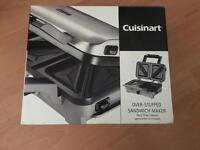 Cuisinart GRSM1U Sandwich Maker/Toaster