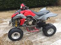dinli sport 450cc 2007