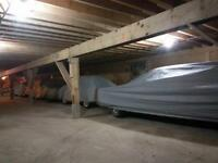 Indoor storage - Cars, boats, RV, motorcycles,