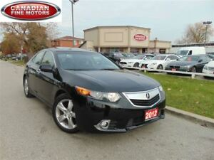 2012 Acura TSX PREM PKG-LEATHER ROOF