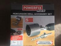 Powerfix Percussion Drill Accessory Set