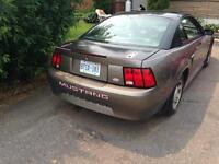 4 sale 2002 Ford Mustang with Barbie pink pin stripes