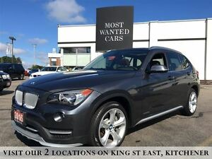 2015 BMW X1 xDrive35i | NAVIGATION | DUAL ROOF