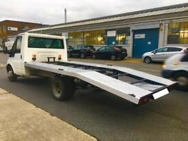 FORD TRANSIT RECOVERY TRUCK 2.4 DIESEL 115 BHP