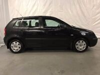 2005 Volkswagen Polo 1.2 E 55 5dr *** FULL YEARS MOT ***