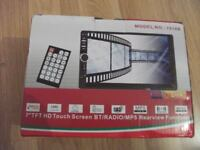 7.0 inch Digital TFT Touch Screen MP5 Player bluetooth