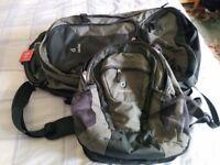 Deuter 55+10 (ladies backpack + daypack)