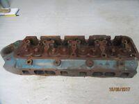 Fordson Major cylinder head