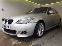 2006 | BMW 523i M SPORT | Manual | Petrol | 2 Former Keepers |Full Service History |New Timing Chain