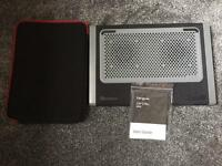 Targus chill mini (laptop cooling) & belkin sleeve