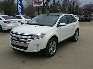2012 Ford Edge Limited AWD, Sunroof and Navi