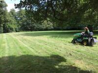Specialist in ground maintenance and gardening