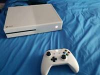 Xbox one 500gb white