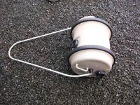 Caravan accessories - aquaroll, hitchlock, wastemaster, spare wheel, ground sheet