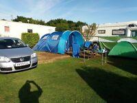 4 man tent used twice