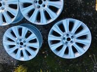 Range Rover Evoque 19 inch wheels