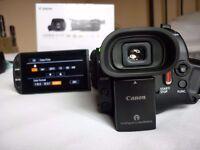 Canon LEGRIA HF G40 HD Camcorder (20x Optical Zoom, 400x Digital Zoom, 3.5 inch OLED Touchscreen)