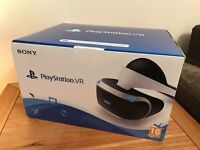 Playstation VR Headset - PS4 PSVR NEW