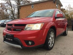 2013 Dodge Journey R/T Rallye**NAV**BACK-UP CAM**HTD SEATS**