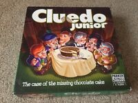 Cluedo Junior board game