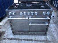 Mercury Rc1090 Dual Fuel Kitchen Range Cooker / Oven