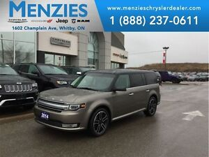 2014 Ford Flex Limited AWD, Bluetooth, Nav, Clean Carproof