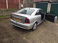 Astra coupe £450