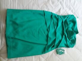 Green Coast Dress