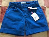 Brand new Crew clothing shorts size 6