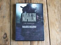 Fields Of The Nephilim - Paradise Regained - Live In Dusseldorf. DVD. Carl McCoy. Rare, hard to find