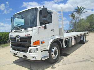 Hino FG 1628-500 Series  Tray Glanmire Gympie Area Preview